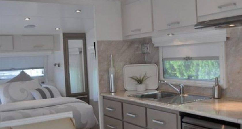 Best Caravan Renovation Ideas Pinterest Camper