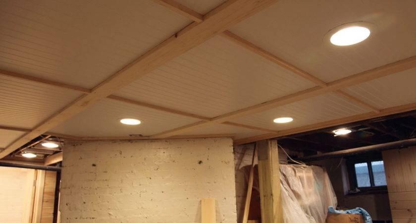 Best Cheap Basement Ceiling Ideas Jeffsbakery