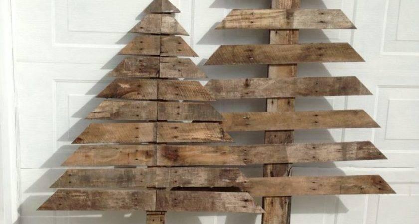 Best Christmas Pallet Idea Pinterest
