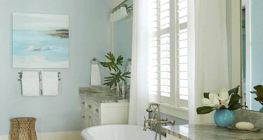Best Coastal Bathrooms Ideas Pinterest Beach