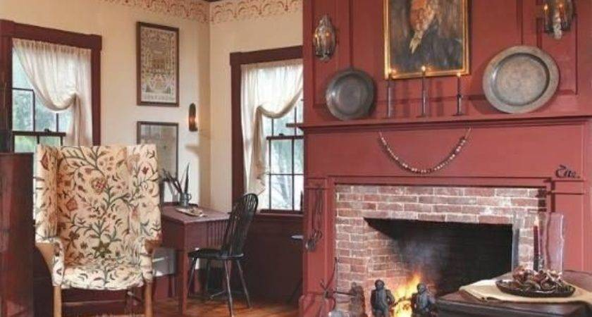Best Colonial Early American Living