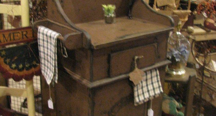 Best Colonial Primitive Misalanious Furniture