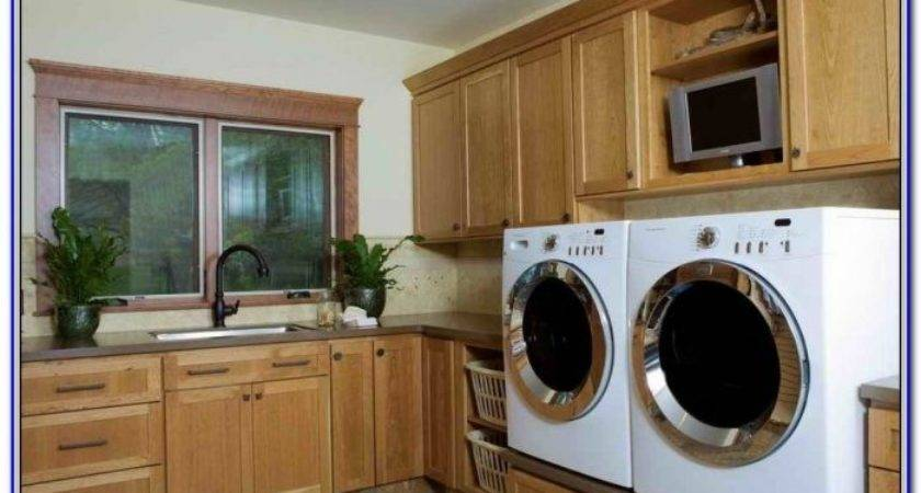 Best Colors Small Laundry Room Painting Home