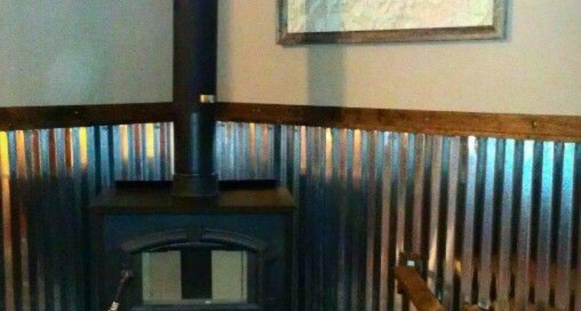 Best Corrugated Metal Decorating Ideas