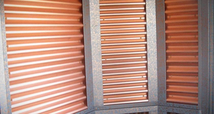Best Corrugated Metal Panels Interior Walls