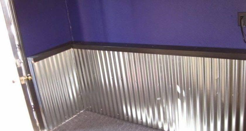 Best Corrugated Metal Walls Ideas Pinterest