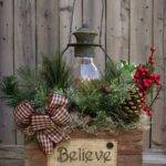 Best Country Christmas Crafts Ideas Pinterest Diy