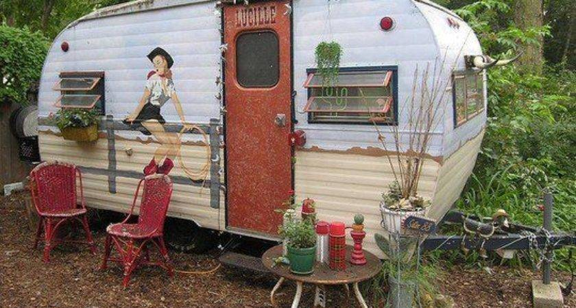 Best Cowgirl Trailer Interiors Pinterest