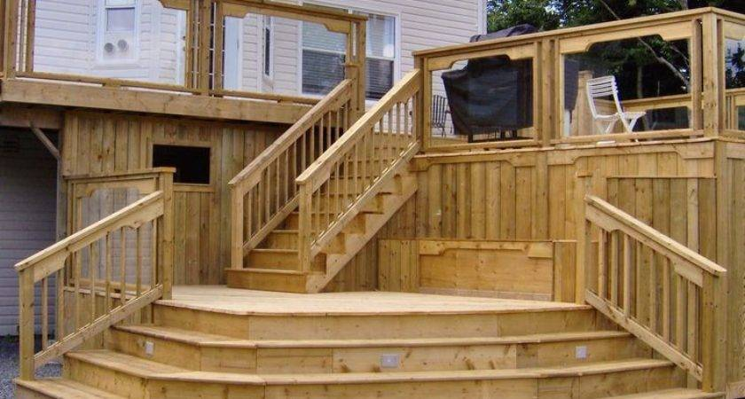 Best Deck Ideas Pinterest Decks Cover