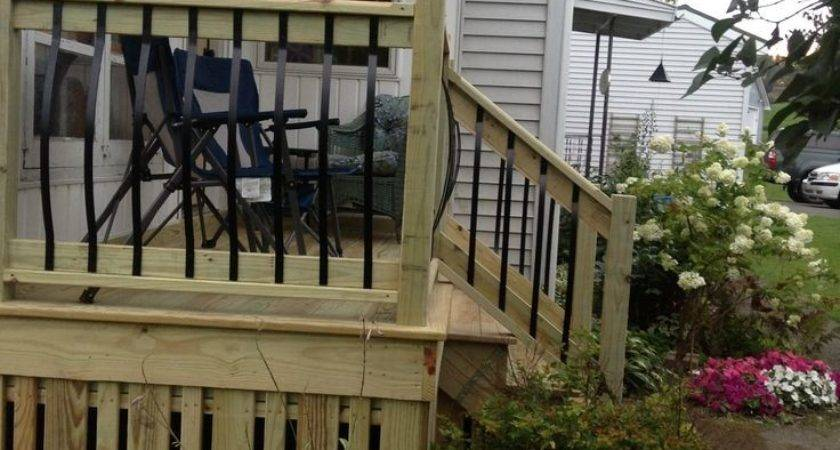 Best Deck Skirting Ideas Pinterest Porch