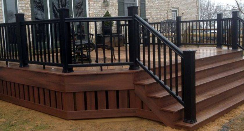 Best Deck Skirting Ideas Pinterest