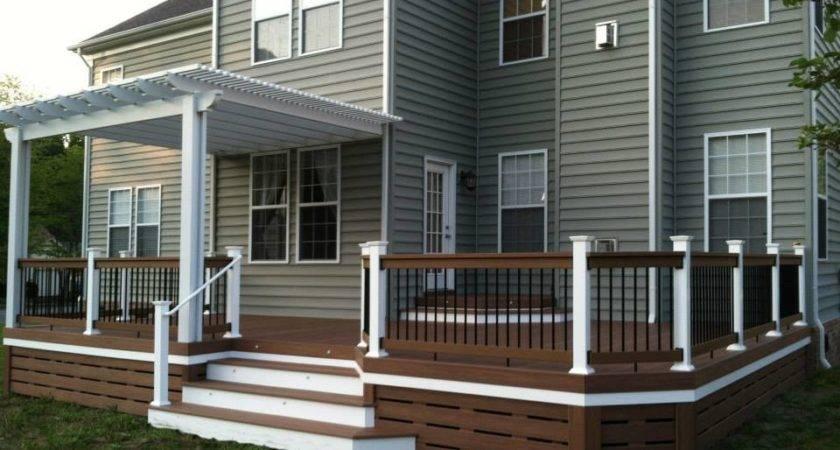 Best Deck Underpinning Ideas Doherty House