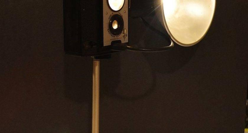 Best Diy Camera Lamps Pinterest