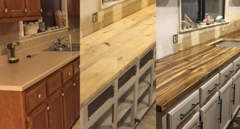 Best Diy Countertops Ideas Pinterest Kitchen