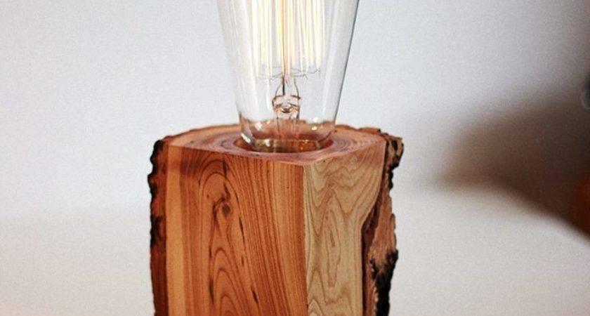 Best Edison Lamp Ideas Pinterest Wood Desk