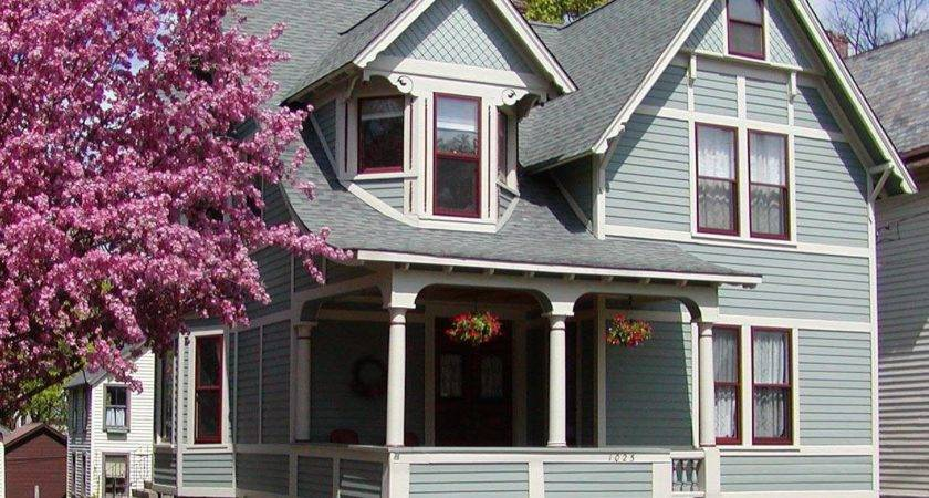 Best Exterior Colors Paint House Traditional