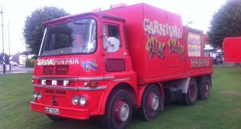 Best Fairground Transport Pinterest Trucks