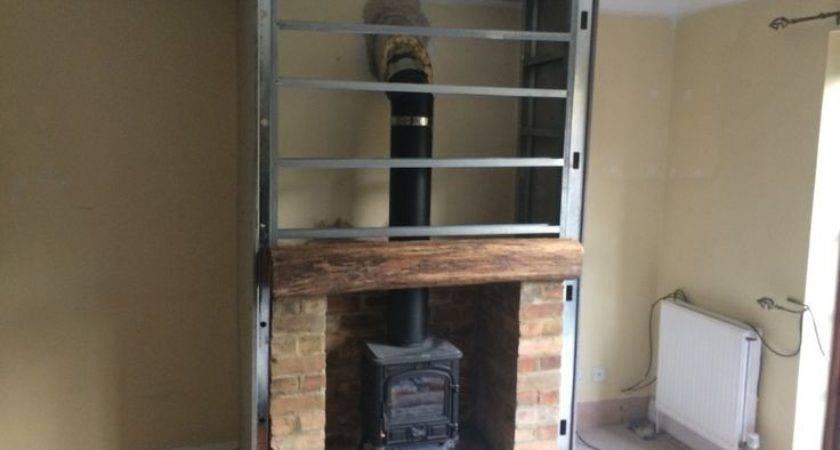 Best Fake Fireplace Logs Ideas Pinterest