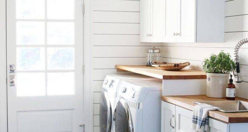 Best Farmhouse Laundry Rooms Ideas Pinterest