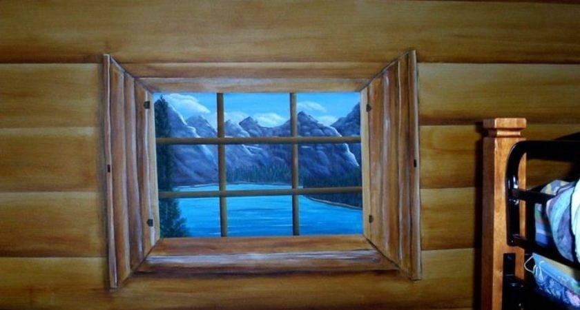 Best Faux Cabin Walls Ideas Pinterest Lodge