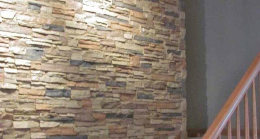 Best Faux Stone Walls Ideas Pinterest Rock
