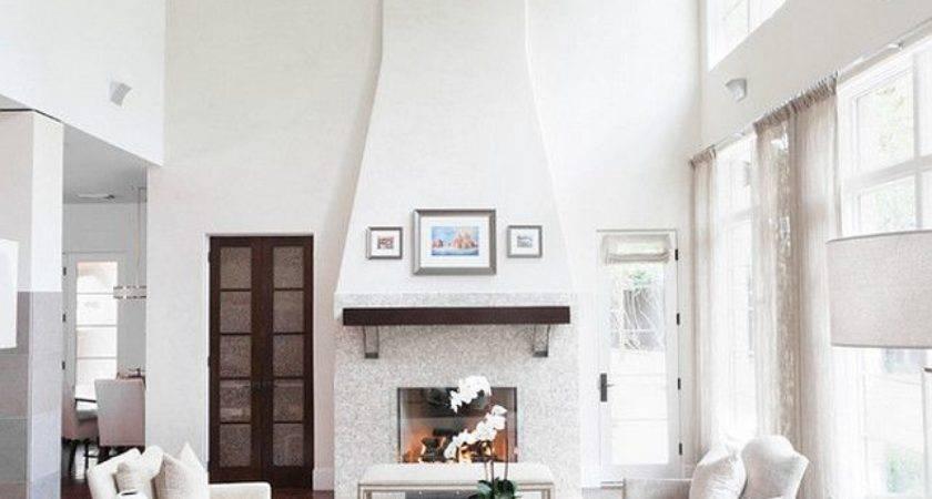 Best Fireplace Living Rooms Ideas Pinterest