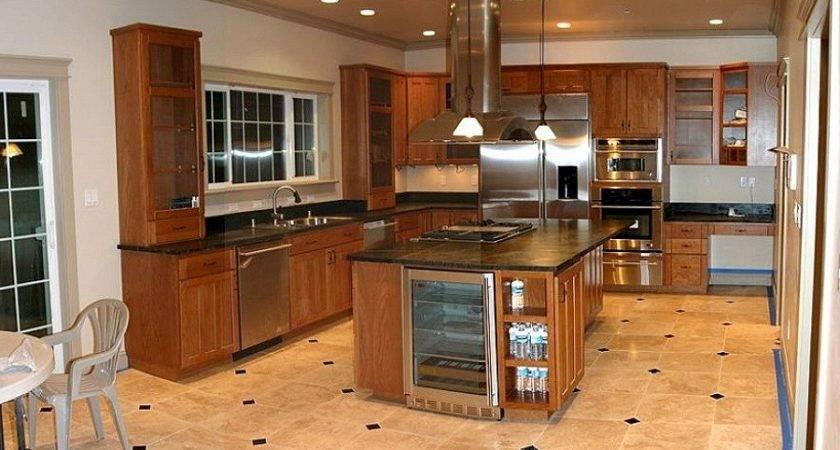 Best Flooring Kitchen Design Tile Ideas