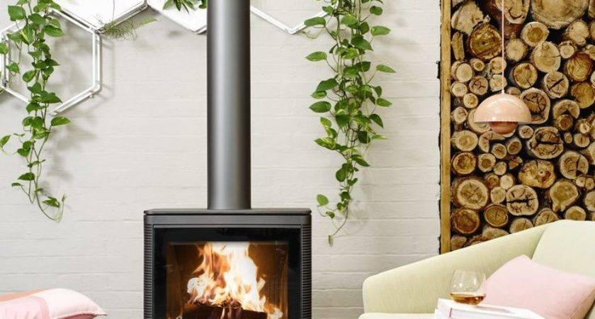 Best Freestanding Fireplace Ideas Pinterest