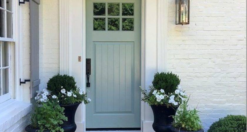 Best Front Door Awning Ideas Pinterest