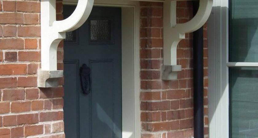 Best Front Door Canopy Ideas Pinterest