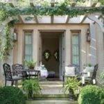 Best Front Porch Pergola Ideas Pinterest Pergula