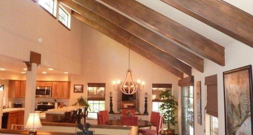 Best Half Vaulted Ceilings Pinterest Home