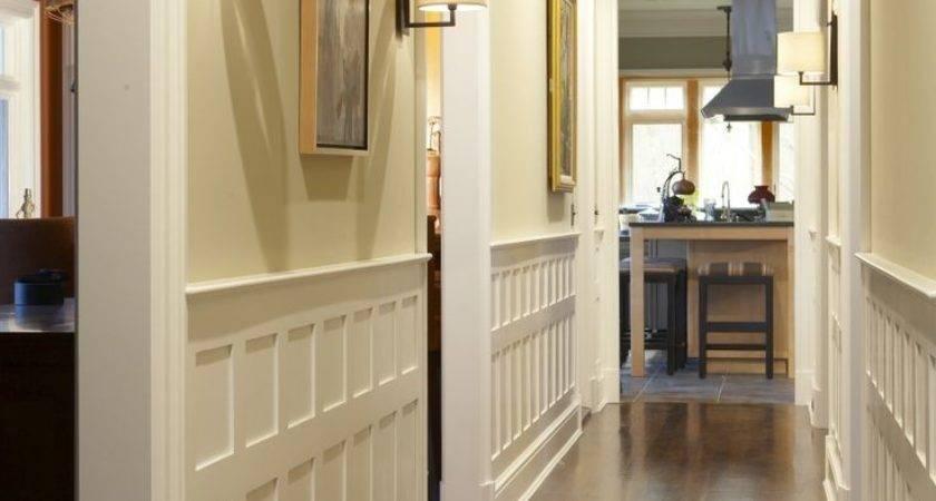 Best Hallway Column Designs Wainscot Solutions