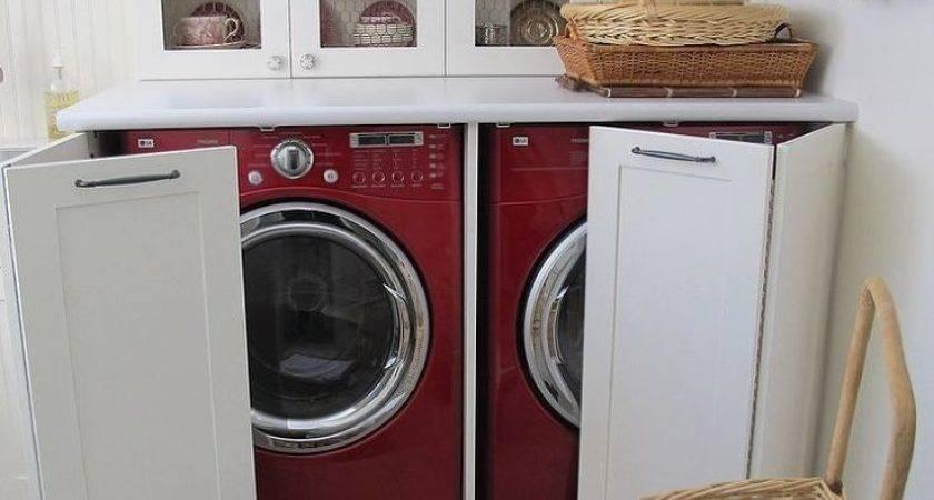 Best Hidden Washer Dryer Pinterest