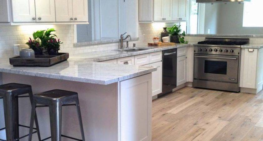 Best Ideas Wood Floor Kitchen Herringbone