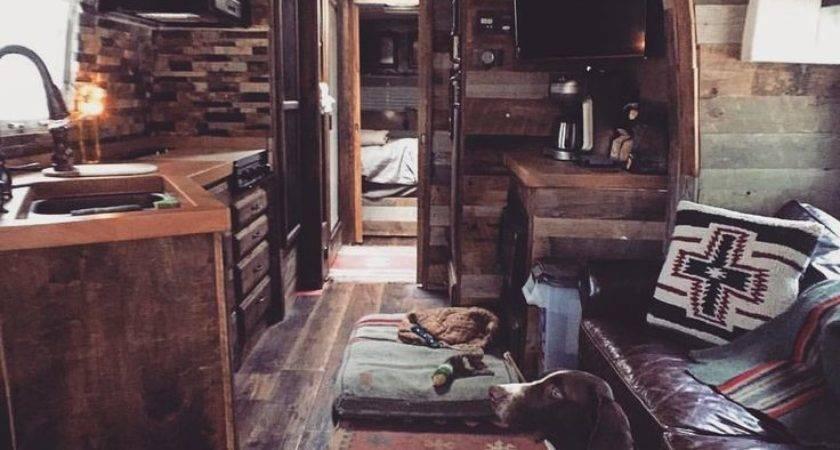 Best Interior Ideas Pinterest Camper Makeover