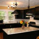 Best Kitchen Paint Colors Dark Cabinets