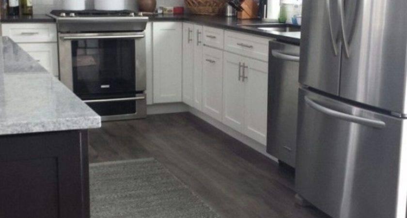 Best Laminate Flooring Kitchen Small Room