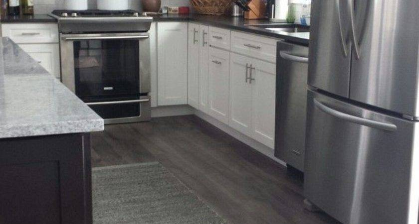 Best Laminate Flooring Kitchen Small Room