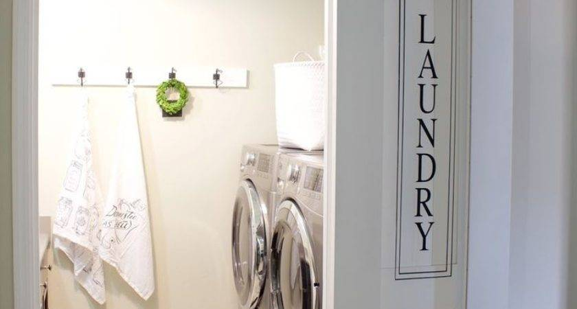 Best Laundry Room Doors Ideas Pinterest Small