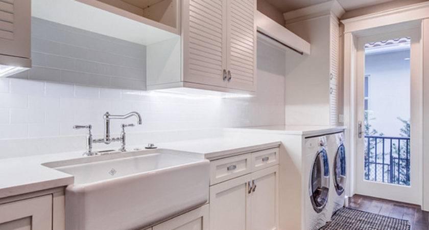 Best Laundry Room Flooring Backsplash Ideas