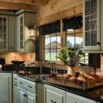 Best Log Cabin Kitchens Ideas Pinterest Home