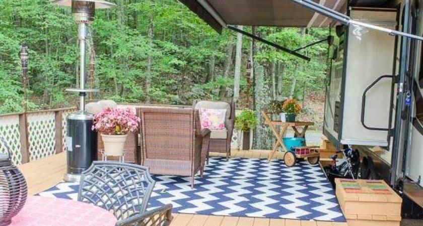 Best Mobile Home Porch Designs Pinterest