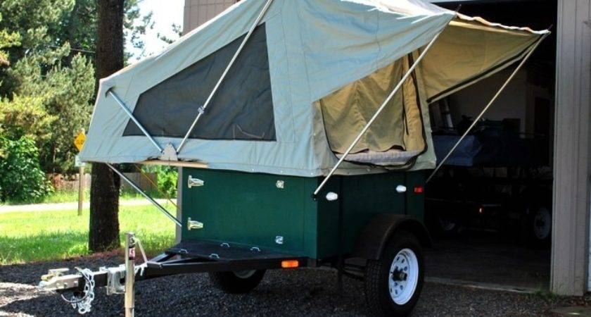 Best Mobile Tent Pinterest Camp Trailers