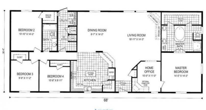 Best Modular Home Floor Plans New Design