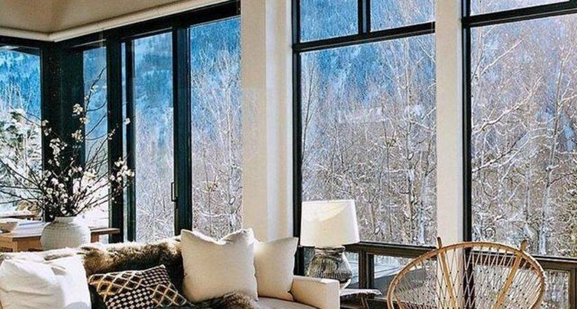Best Mountain Homes Ideas Pinterest