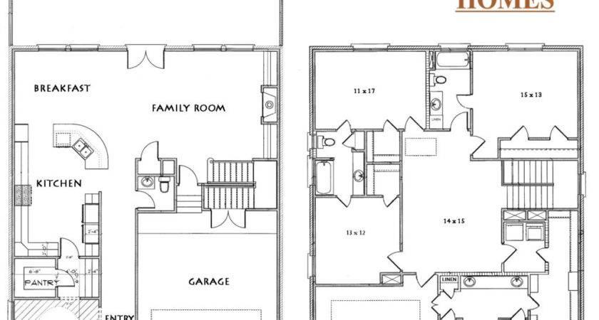 Best Open Concept Floor Plans Downlinesco