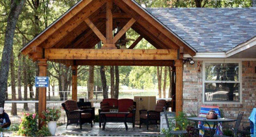 Best Outdoor Covered Patio Design Ideas