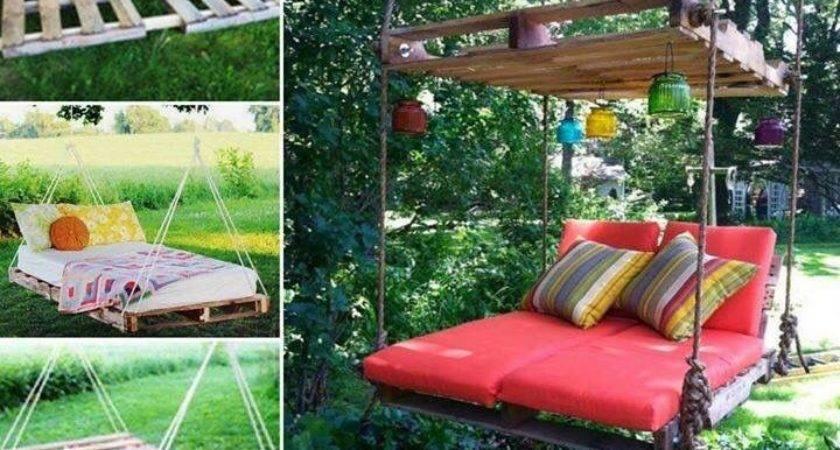 Best Outdoor Swing Beds Ideas Pinterest Porch