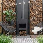 Best Outdoor Wood Burner Ideas Pinterest